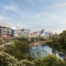 Werribee City Centre Development