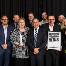 Hopper Motor Group with Williams Landing (Business of the Year)