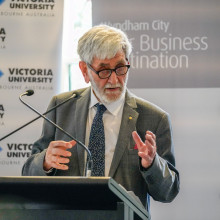 Barry Jones Oration 2018