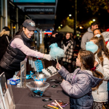 Winter Street Party Image 12
