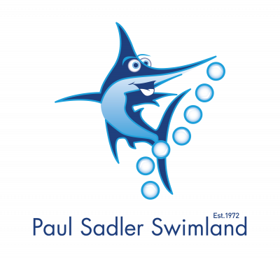 Paul Sadler Swim School Logo