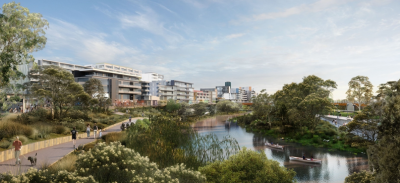 Werribee City Centre Planning and Development
