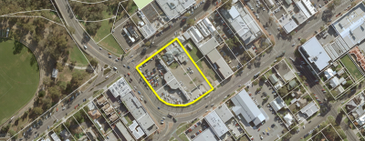 Werribee City Centre - West End Site Development
