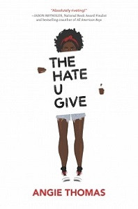 The hate u give_Angie Thomas