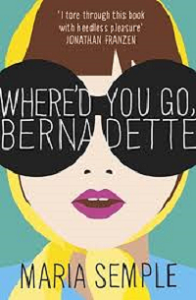 Whered you go Bernadette_Maria Semple