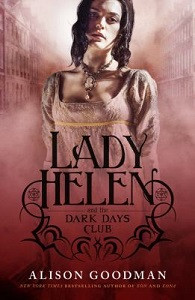 Lady Helen and the Dark Days Club cover