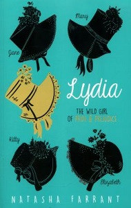 Lydia: the wild girl of Pride and Prejudice cover