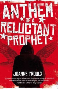 Anthem of a Reluctant Prophet cover