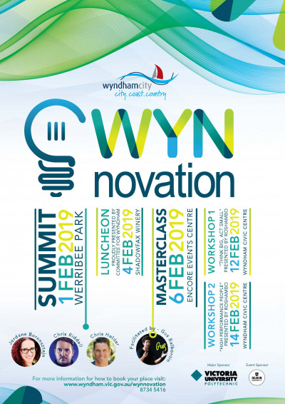 WYNnovation - Poster