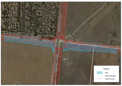 Plan 3: Boundary Road and Derrimut Road Intersection Upgrade