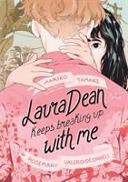 cover image for Laura Dean keeps breaking up with me