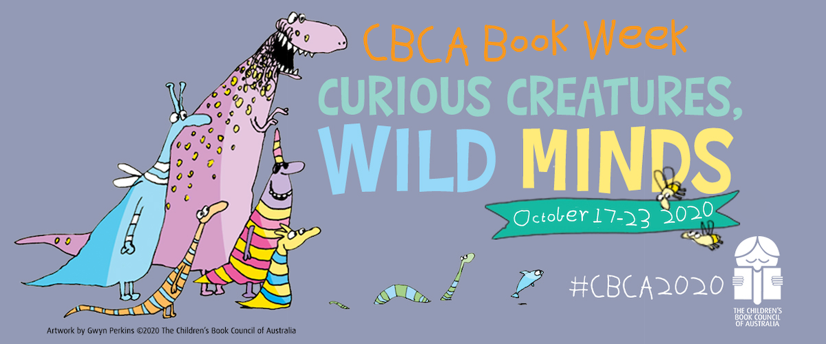 CBCA Book Week 2020 Banner