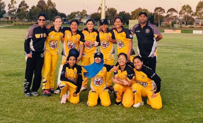 Werribee Juniors cricket