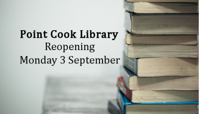 Point Cook Library Closure