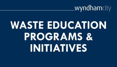 Waste Education Programs and Initiatives