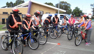 Bicycle Classes and Bike Ride Celebration