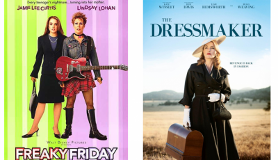 freaky friday and dressmaker