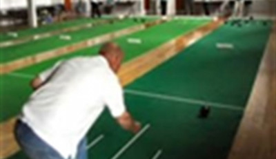 Indoor Bowls @ The Hive