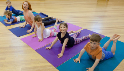 Kids Yoga for 4 to 7 years