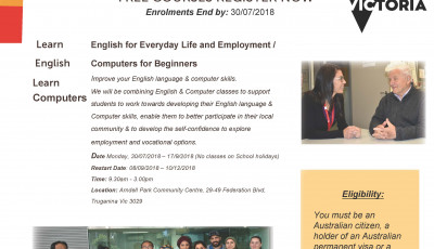 English for Everyday Life and Employment/Computers for Beginners