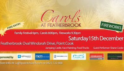 Carols at Featherbrook
