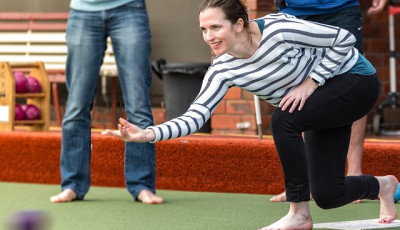 Come and Try Bowls: Pop Up Park