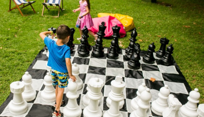 Come and Try Chess: Pop Up Park