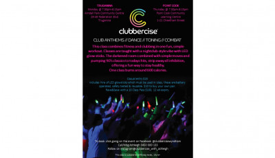 Clubbercise Point Cook