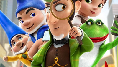 Sherlock Gnomes: Outdoor Cinema