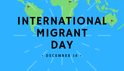 International Migrant Day