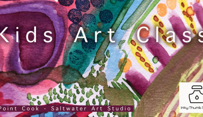 Young artists will explore different art mediums and enhance their artistic skills in this 1.5 hour class held weekly at the Saltwater art.