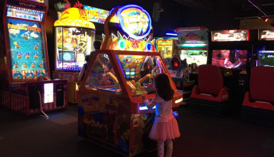 16-25 Excursion to Playtime Arcade & Kingpin Bowling