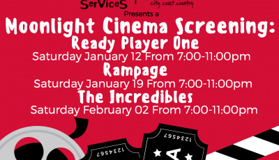 Free Moonlight Cinema Screening Series - Ready Player One, Rampage, The Incredibles