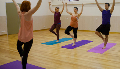 Yoga at Iramoo Community Centre