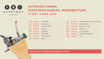 Barefoot Cinema Werribee