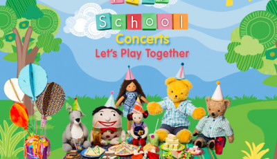 "Play School Live In Concert ""Let's Play Together"""