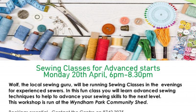 Sewing Classes for Advanced - Alterations