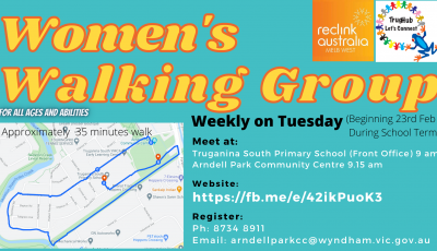 Women's Walking Group