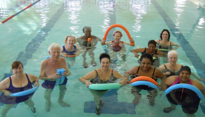 Active Ageing Wyndham - Aqua Aerobics in Warm Water Pool