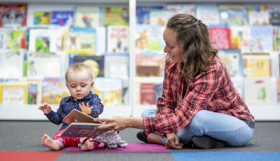 Baby Time - Werribee Library
