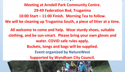 Arndell Park Litter Round Up
