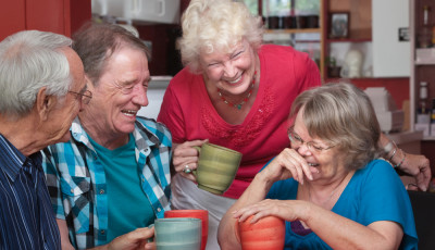 Senior Social Group at Manor Lakes